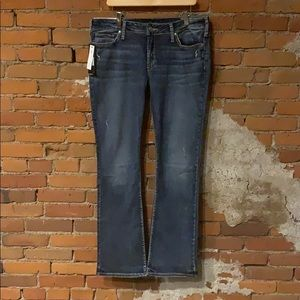 NWT Silver Jeans